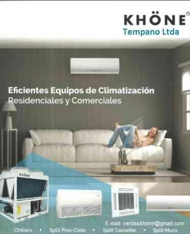 Equipos de Ventilacion y Climatizacion