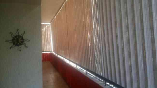 Hangaroa persianas y cortinas de madera del tipo hangaroa - Cortinas tipo persianas ...