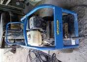 Hidrolavadora spitwater 250 bare fría caliente+boquilla hidroarenado+manguera