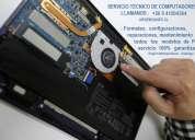 Reparación cambio de disco duro en computadores y notebook stgo