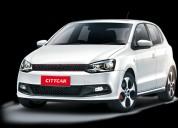 Oportunidad, personas con vehículos particular tipo city-sedan