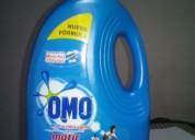 detergente omo matic multiacción 3 litros