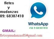 Mudanzas baratas macul comuniquece por cel.o whatsaap +569 68307410