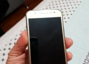Galaxy j5 dorado impecable