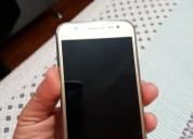 Galaxy j5 dorado impecable