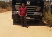 busco trabajo en camiones