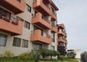 Se arrienda departamento amplio, condominio bellavista, calle regimiento arica 286