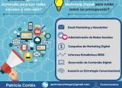 Marketing digital y manejo de rrss a tu alcance!