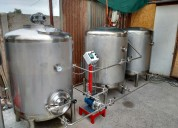 Plantas cerveza artesanal