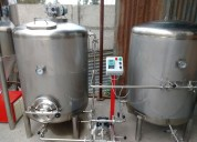 Equipos cerveza artesanal