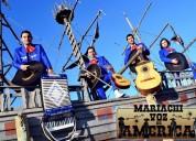 Serenatas a domicilio en talagante peñaflor mariachis en melipilla curacavi maria pinto casablanca