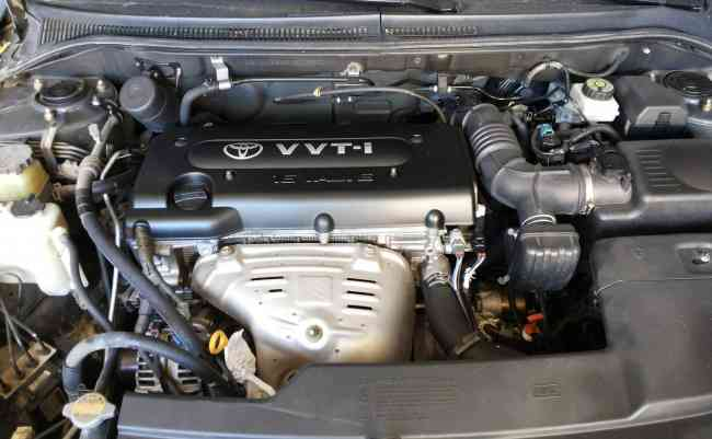 Toyota Avensis 2.0, año 2004, $4.200.000