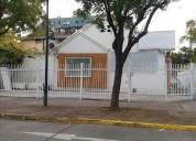 Chile espaÑa, arriendo casa comercial 6 privados