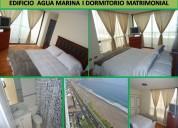 Vendo departamento en edf. agua marina i piso 13 3d 2b