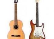 Clases particulares de guitarra viña del mar