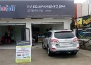 Accesorios para vehiculos y lubricentro