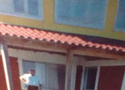 Vendo casa grande con terreno km 12 camino rapel