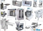 Mantención y reparación en panadería, pastelería, restaurantes y otros.