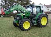 tractor john deere 6430 premium