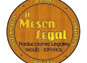 Traducciones inglÉs - espaÑol - inglÉs