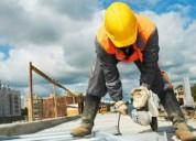 Trabajos en construccion