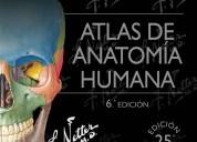 Atlas de anatomia humana netter 6 ed $12.000