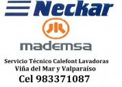 Neckar mademsa gasfiter servicio lvadoras c 983371087 curauma viña y reñaca
