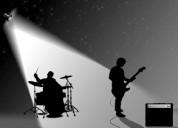 busco bajista y baterista para formar banda indie