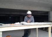 Trazador se ofrece para trabajar