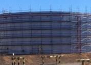 Granallado y pintura industrial en concón