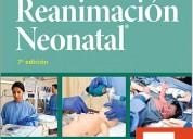 Vendo reanimacion neonatal 7ed 7.000