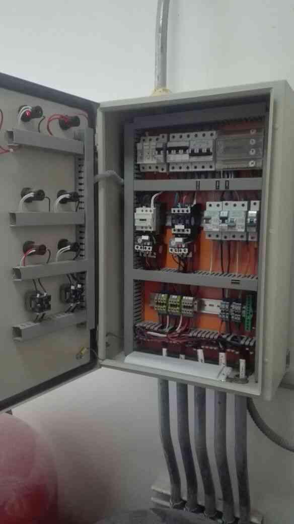 Servicios electricos habitacional e industrial y certificados