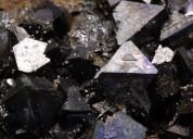 Minerales de colección, magnetita