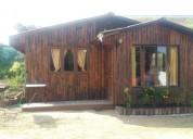 Cabañas equipadas para 6 persoonas en spa natura el tabo