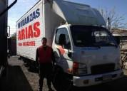Mudanzas y fletes camion cerrado 998243106