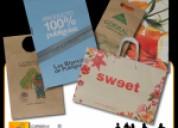 Bolsa de papel kraft, bolsas reutilizables, bolsas camiseta, bolsas ecologicas