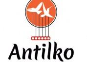 Construcción de instrumentos musicales  - antilko