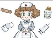 Paramedico pacientes a domicilio