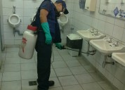 Fumigación, desratización, sanitización - servicios de control de plagas fono: 228241154