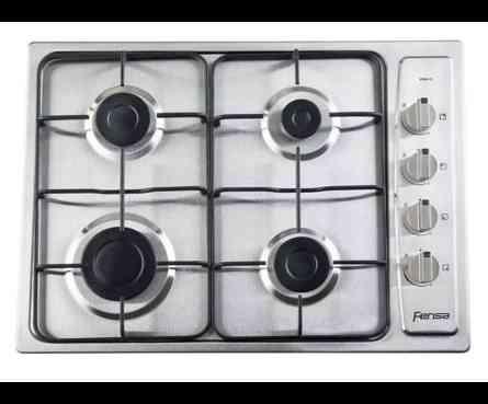 Cocina encimera con chispero eléctrico, nueva embalada
