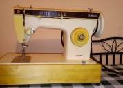Vendo mÁquina de coser singer metÁlica con garantÍa de seis meses