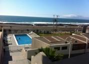 Se arrienda depto sector sur antofagasta, 3d, 2 b hermosa vista desde terraza