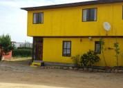 casas equipadas para 6 8 y 10 personas.