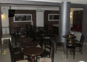Restaurant bar centralisimo terraza panoramica.