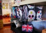 Excelente tienda de diseño barrio italia