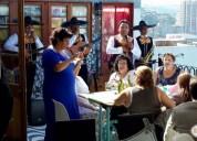 Vendo! participación restaurante terraza lamar, contactarse.