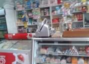Venta de almacén con maquinas