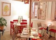Excelente derecho de llave lindo restaurant - bellavista