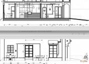 Linda casa comercial para restorán barrio italia