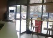 Arriendo local para restaurante comida rápida.
